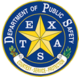 Texas Department of Public Safety Logo